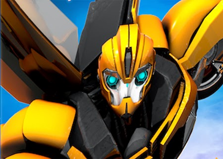 Transformers Prime Ultimate Bumblebee Printable Games