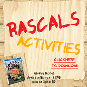 Little Rascals Printable Games